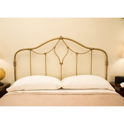 Clayton Slat Headboard Size: King