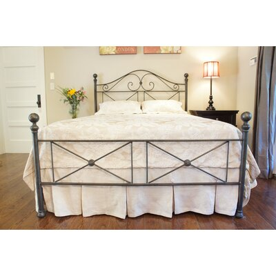 Benicia Foundry and Iron Works Aptos Metal Bed - Size: California King at Sears.com