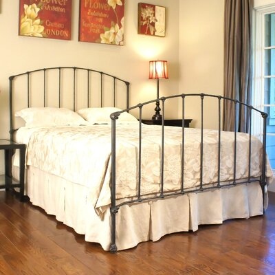 Arlington Panel Bed Size: California King