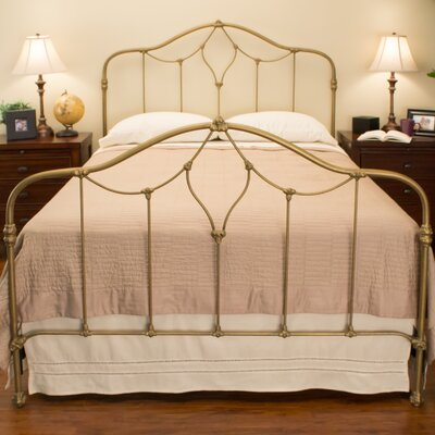 Benicia Foundry and Iron Works Clayton Metal Bed - Size: California King at Sears.com