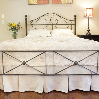 Aptos Panel Bed Size: King