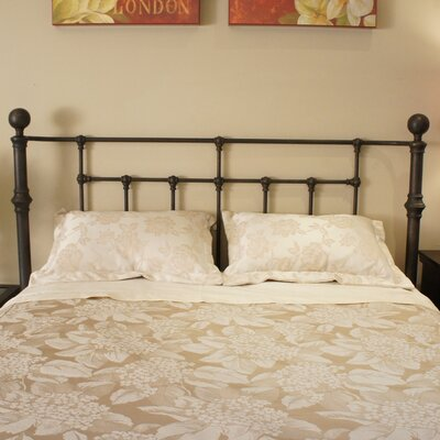 Hyannis Slat Bed Size: California King