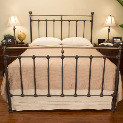 Durham Panel Bed Size: King