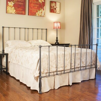 Edmonton Panel Bed Size: California King