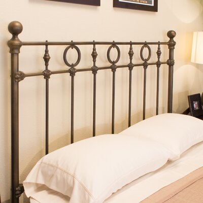 Marksburg Slat Headboard Size: California King