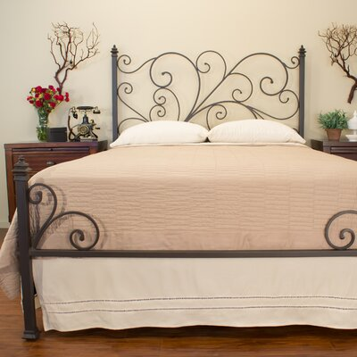 Ashley Panel Bed Size: California King