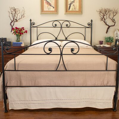 Hawthorne Panel Bed Size: California King