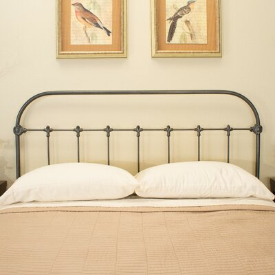 Hartford Slat Headboard Size: King
