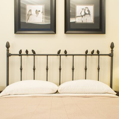 Georgetown Slat Headboard Size: King