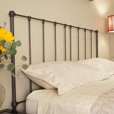 Edmonton Slat Headboard Size: California King