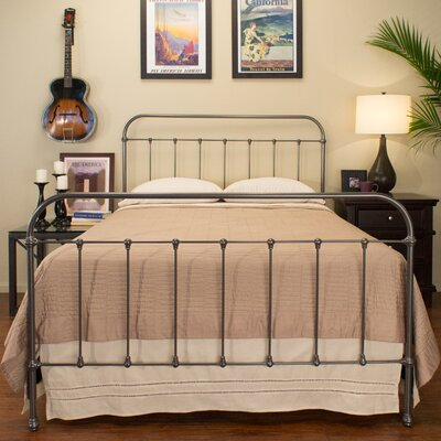 Glenbrook Panel Bed Size: King