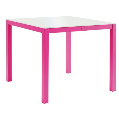 Agatha Ruiz De La Prada Pour Sifas 30 Dining Table Base Finish: Fuchsia