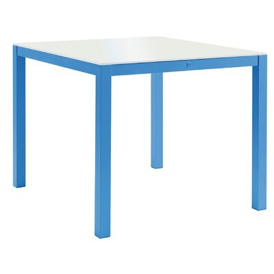 Agatha Ruiz De La Prada Pour Sifas 30 Dining Table Base Finish: Blue