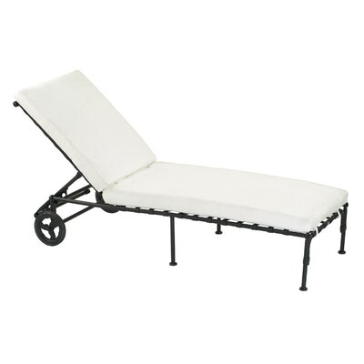 Kross Chaise Lounge with Cushion