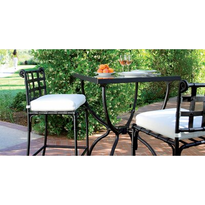 Kross 3 Piece Bistro Set with Cushions