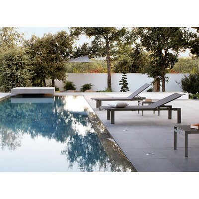 Ec Inoks Sunbather Chaise Lounge Set - Product photo