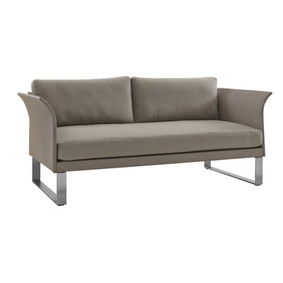 Komfy Loveseat with Cushions