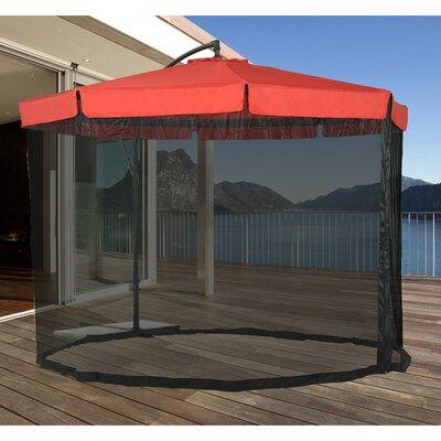 10' Harper Cantilever Umbrella