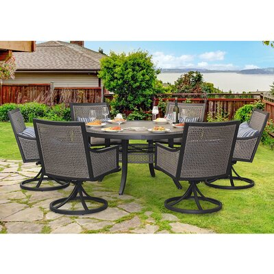 Bently 7 Piece Dining Set