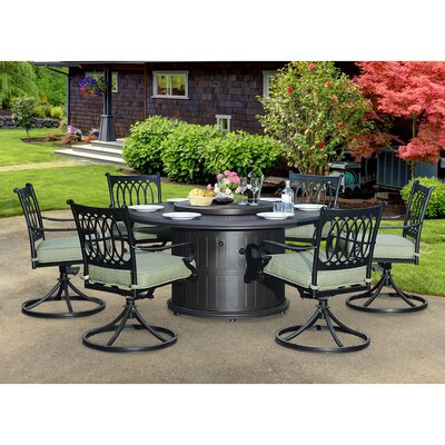 Design Dining Set Lark - Product picture - 8016