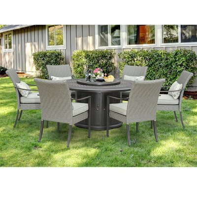 Design Dining Set Simone - Product picture - 8016