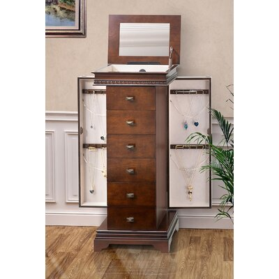 Hammond Jewelry Armoire
