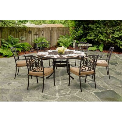 Outstanding Legacy Dining Set Cushions - Product picture - 4590