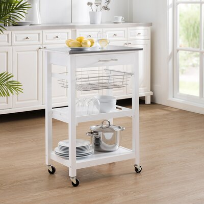Linden Kitchen Cart