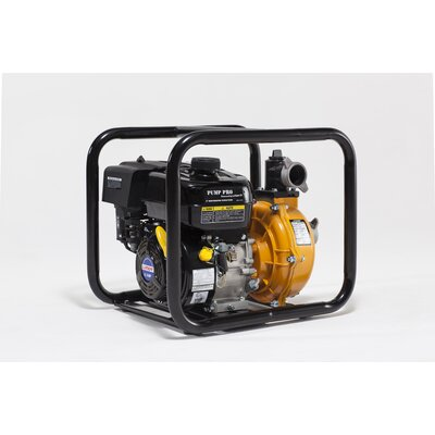 PumpPro 4,755 GHP High Pressure Water Pump with Recoil Start