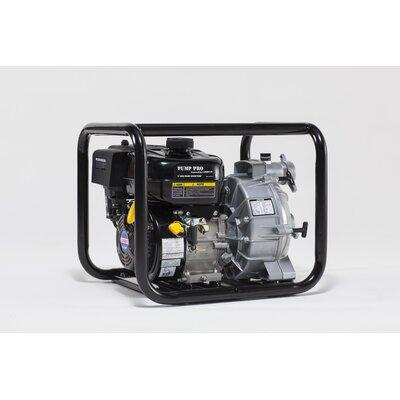 PumpPro 6.5 HP Semi-Trash Water Pump