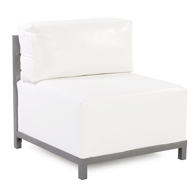 Woodsen Chair Slipcover Upholstery: Atlantis White