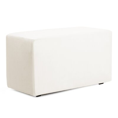 Shad Bench Cover Color: Atlantis White