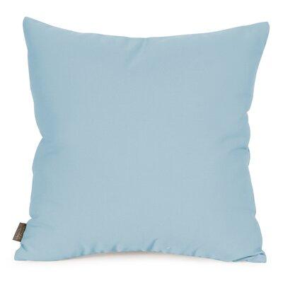 Starboard Indoor/Outdoor Throw Pillow Size: 20 x 20, Color: Breeze