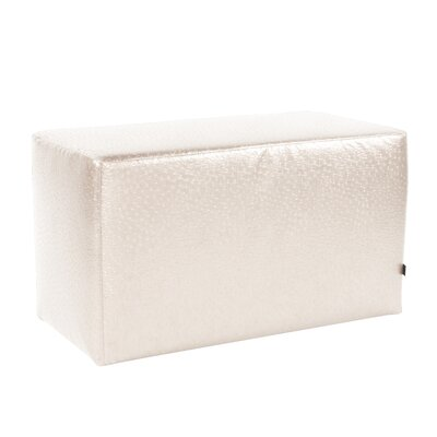 Cherie Universal Bench Cover Color: Pearl