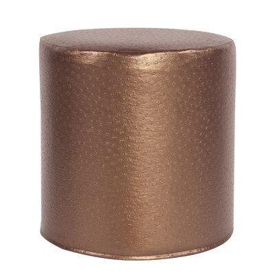 Boyle Ottoman Upholstery: Copper
