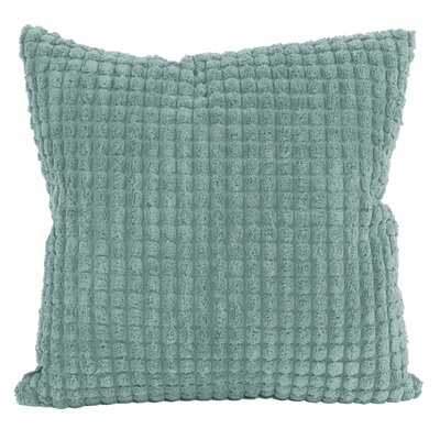Tempo Throw Pillow Size: 20 x 20, Color: Teal