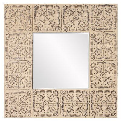 Upton Square Tile Mirror 13254