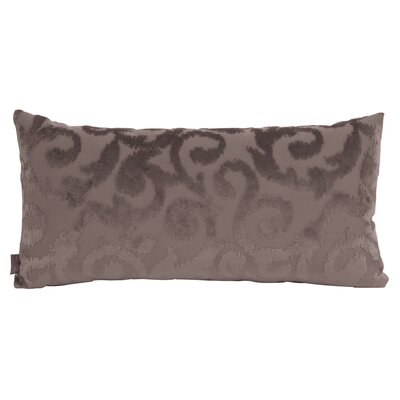 Kidney Blur Pillow Color: Pewter