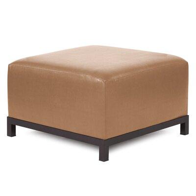 Woodsen Avanti Ottoman Slipcover Upholstery: Bronze