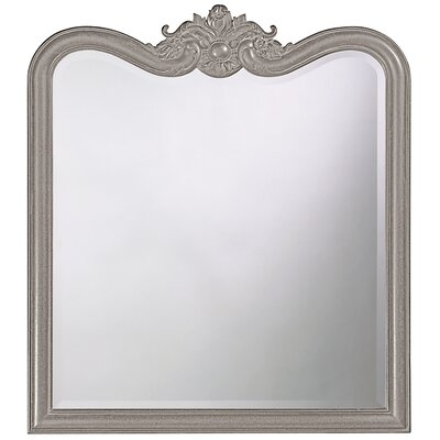 Rectangle Resin Vertical Mirror Finish: Nickel