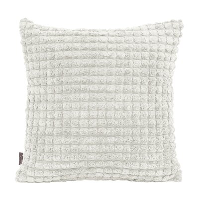 Tempo Throw Pillow Size: 16 x 16, Color: White