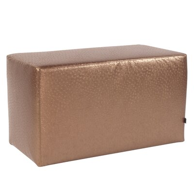 Cherie Universal Bench Cover Color: Copper