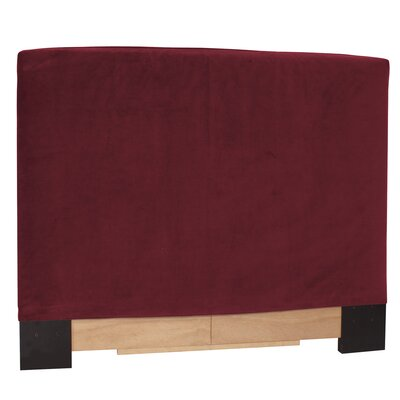 Mattingly Upholstered Panel Headboard Size: King