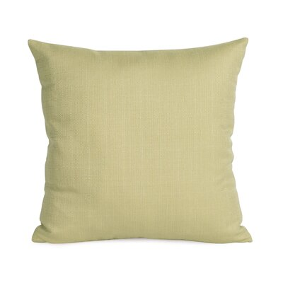 Frye Throw Pillow Color: Willow, Size: 16 H x 16 W