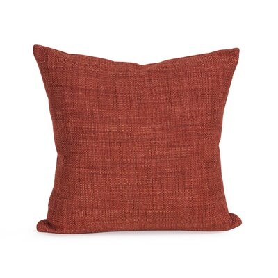 Richmond Throw Pillow Size: 16 H x 16 W x 4 D, Color: Topaz