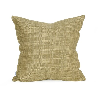 Richmond Throw Pillow Size: 16 H x 16 W x 4 D, Color: Peridot