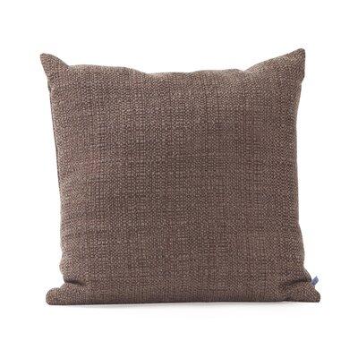 Richmond Throw Pillow Size: 16 H x 16 W x 4 D, Color: Slate