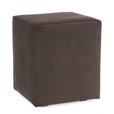 Josie Cube Ottoman Upholstery: Bella Chocolate