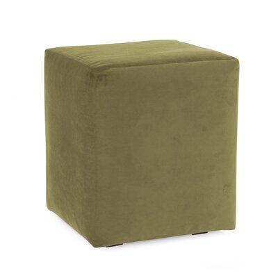 Josie Cube Ottoman Upholstery: Bella Moss
