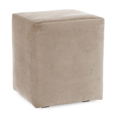 Josie Cube Ottoman Upholstery: Bella Sand
